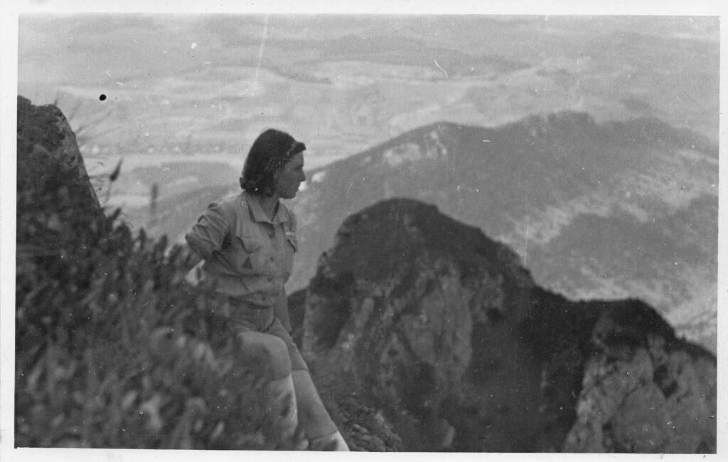 Před 70 lety se skauti zapojili do protikomunistického povstání, zachránila je odvážná vedoucí Dagmar Skálová